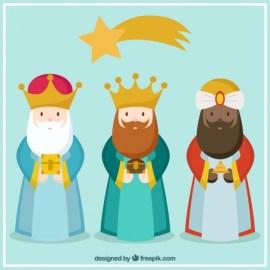 reyes magos - Vectores de reyes Magos para Descargar