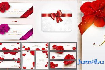 san valentin vectores recursos psd - Hoy es San Valentín