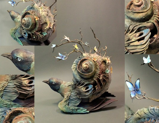 surrealism-sculpture