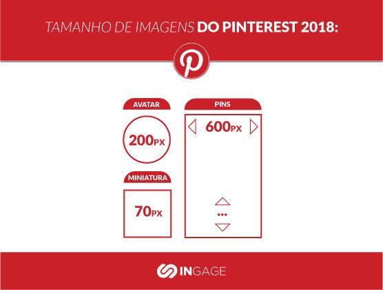 tamanos de imagenes pinterest 2018 - Tamaños de imágenes 2018 para Facebook, Twitter, Pinterest, Linkedin, Whatsapp, etc