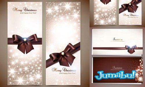 tarjetas-navidad-vectorizadas