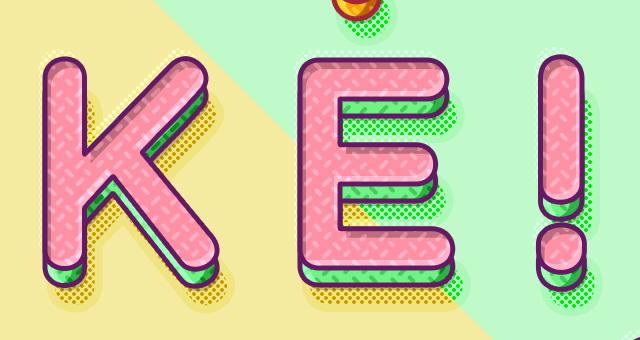 texto-efecto-candy