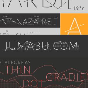 tipografia gratis graficos estadisticos - Descarga esta tipografía ideal para gráficos estadísticos