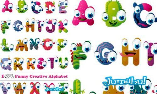 tipografias-graciosas-vectorizadas