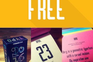 tipografias gratis - Tipografia Gratuita Rounded - Borg