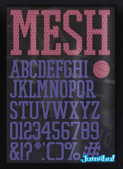 tipografias letras universidades gratuitas - Tipografías con Estilo Deportivo Para Descargar
