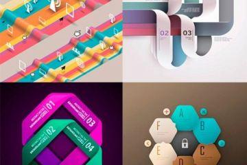 iconos-coloridos-recursos-estadisticos