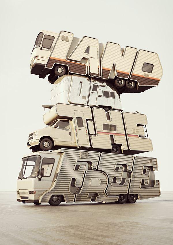 vehículos 3d - Conoce el fascinante trabajo de Chris Labrooy