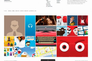 wordpress responsive theme grilla - Theme Wordpress Responsive 2015
