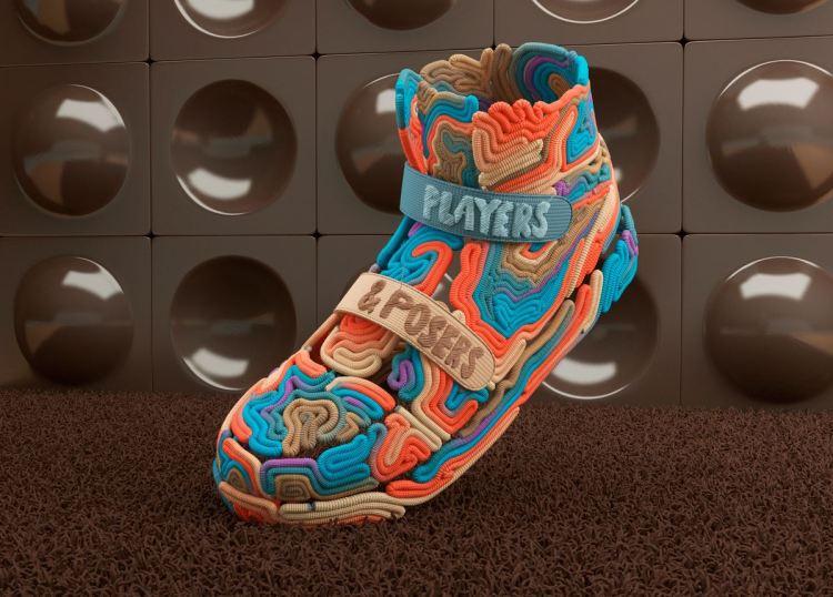 zapatillas 3d - Conoce el fascinante trabajo de Chris Labrooy