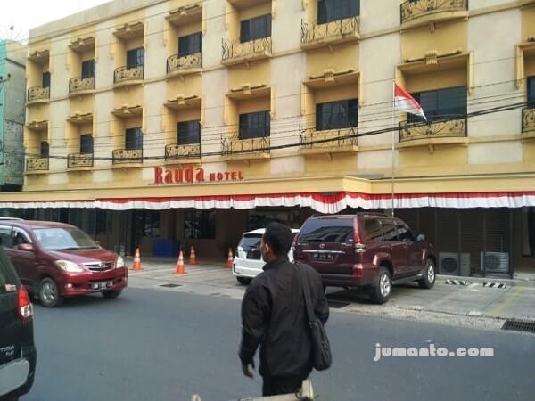 Review Pengalaman Menginap di Hotel Rauda Pekanbaru