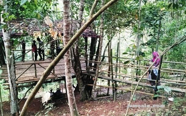rumah pohon baru di gita persada