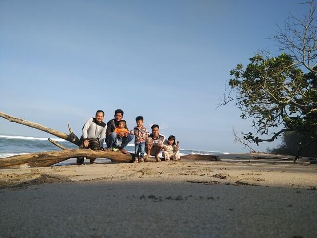 foto tempat wisata di krui pesisir barat lampung