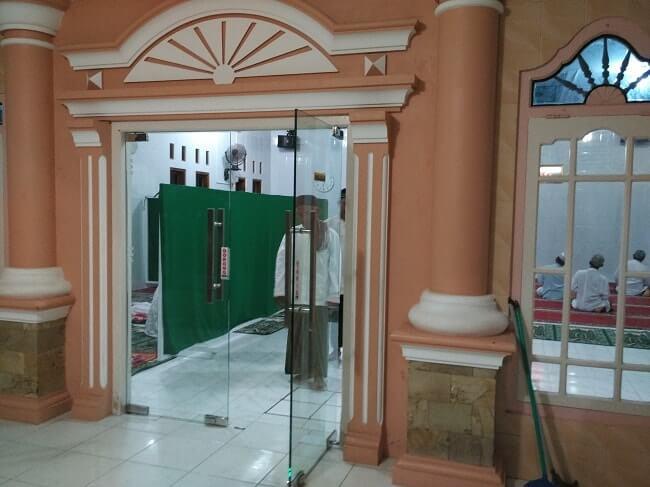 fasilitas masjid pulau pasaran lampung