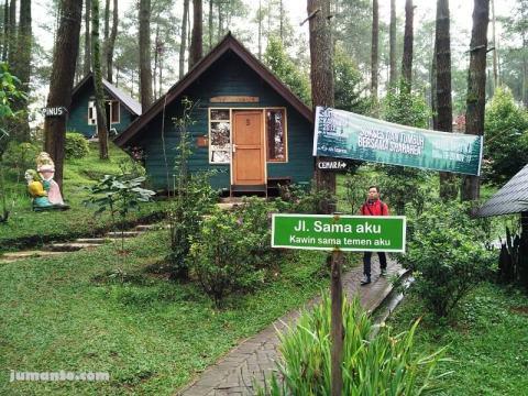 gambar wisata cikole bandung Review Grafika Cikole Lembang Bandung Lokasi Tiket Masuk