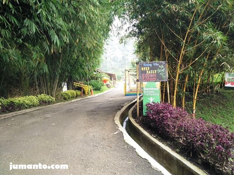 kampung ulin dusun bambu