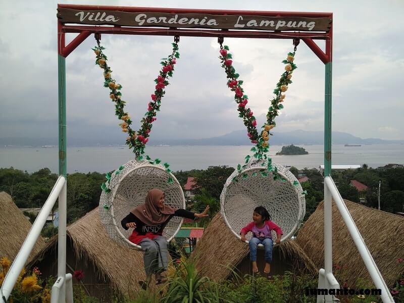 taman villa gardenia lampung