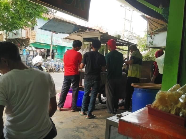 warung mie khodon bandar lampung kuliner legendaris