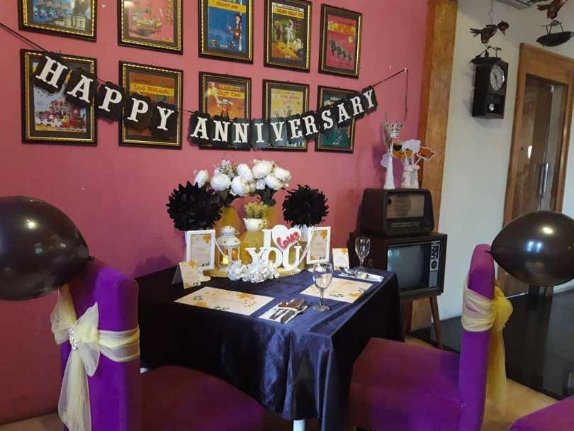cafe derosse buat ulang tahun romantis di bandar lampung
