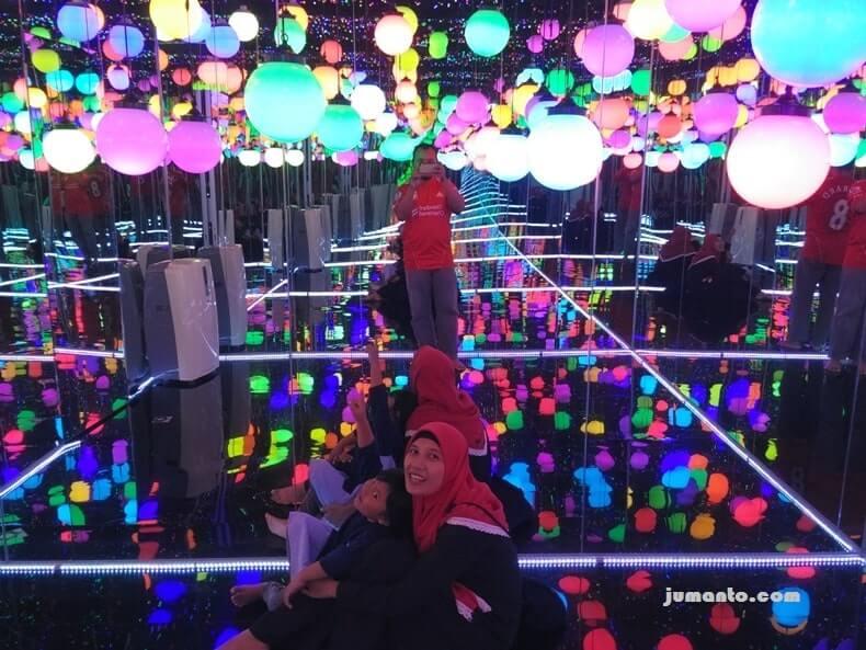 wisata lampung walk 3d