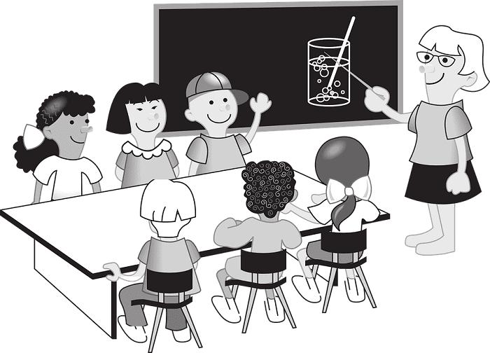 Gambar Contoh Kerja Sama Dalam Kehidupan Sekolah Dan Manfaatnya