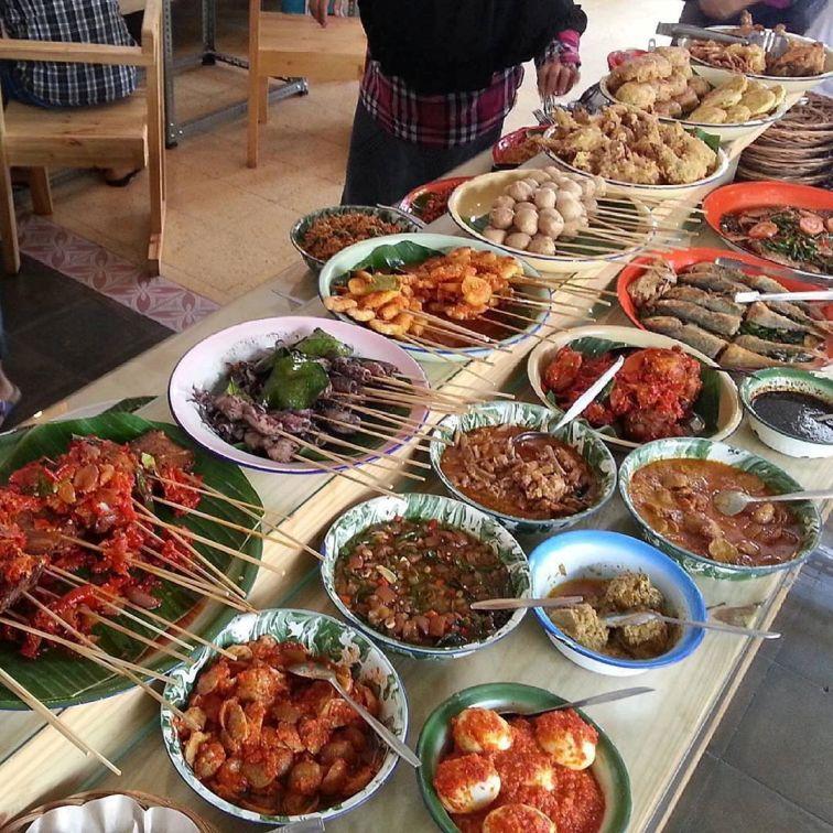 All You Can Eat Murah Di Lampung Rumah Makan Encim Gendut