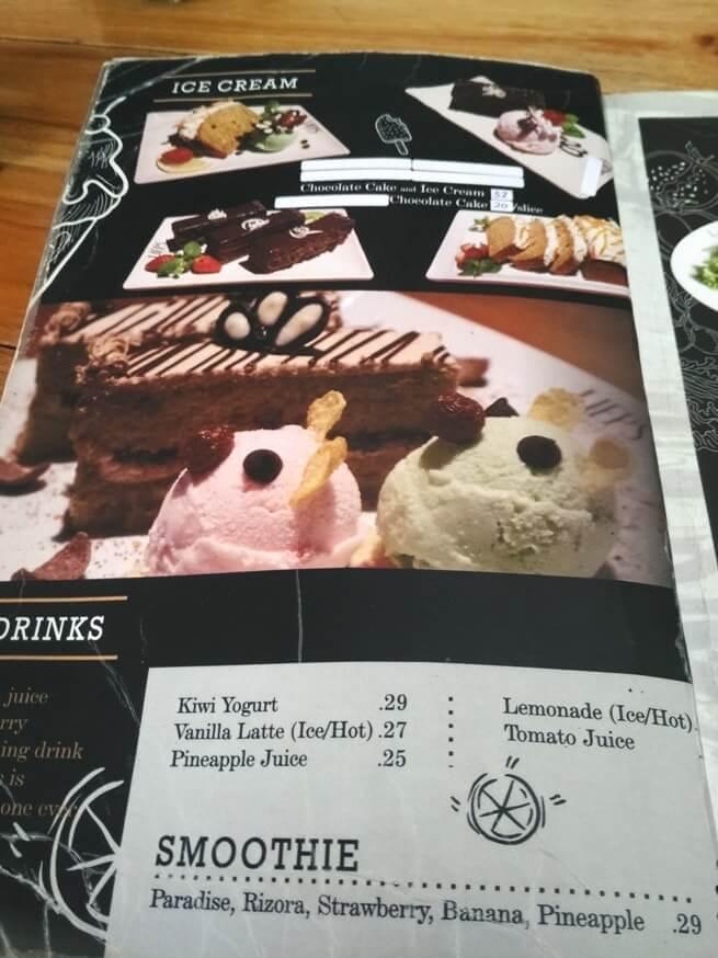 Review Lieps Cafe Lampung Daftar Menu Harga Makanan No Telepon
