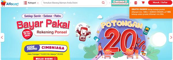toko online alfacart