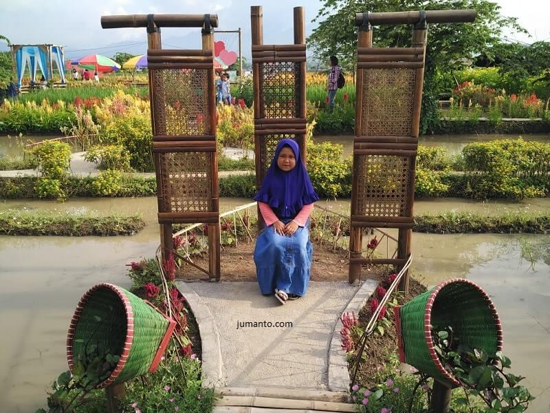 spot foto di taman sabin