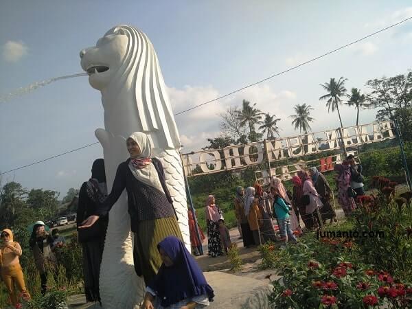 wisata ala singapura di taman asmara
