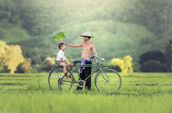 manfaat kerja sama di lingkungan rumah atau keluarga