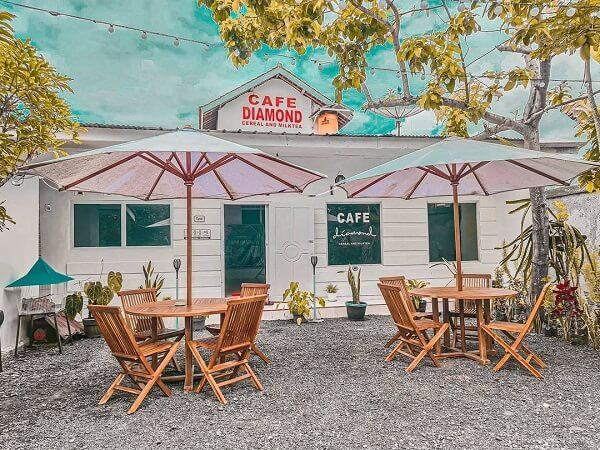 Diamond Cafe Di Lampung Barat, Asyik Buat Nongkrong Dan Makan