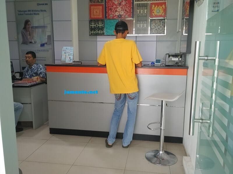 Potongan Bulanan Bank BRI Simpedes terbaru