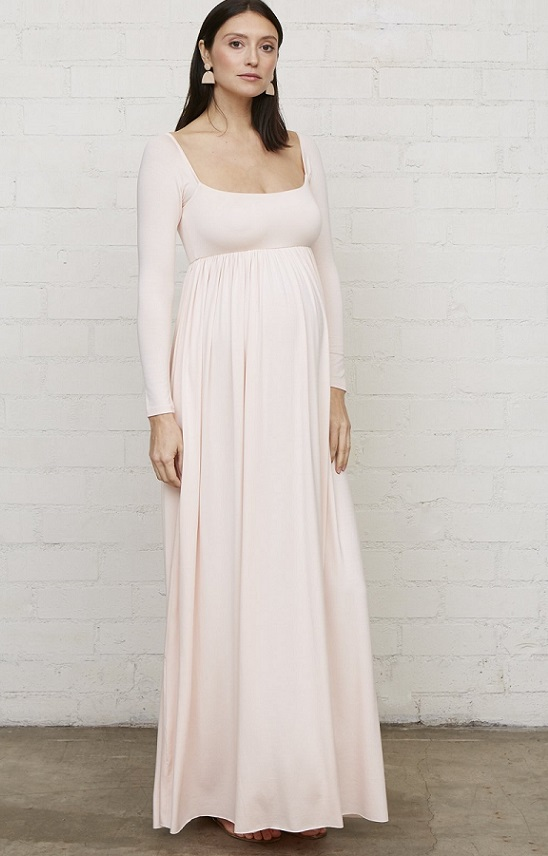 Maternity Dresses For Baby Shower Pink Baby Viewer