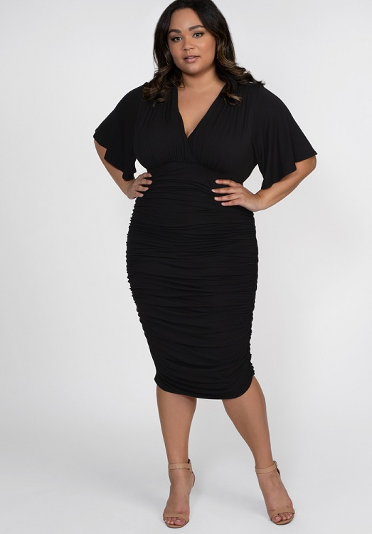 Plus Size Little Black Dress - New Styles of The Classic LBD ...