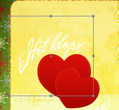 valentijns hart 18
