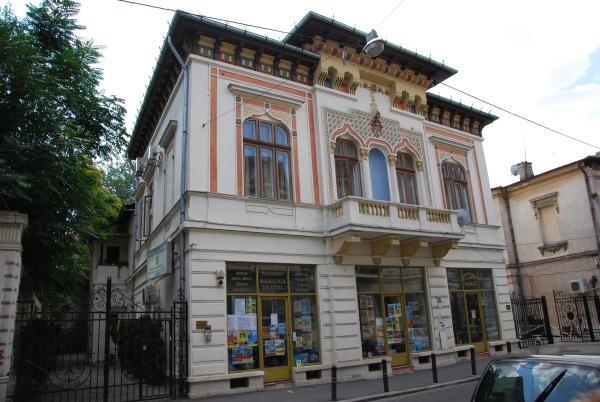 Maison Bucarest
