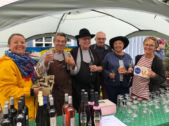 Weinfest à Wachtendonk
