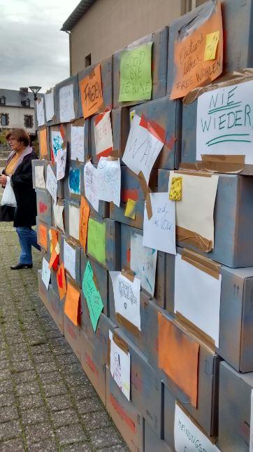30 ans de la chute du mur de Berlin