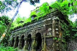 Chakma Royal Palace, Rangunia