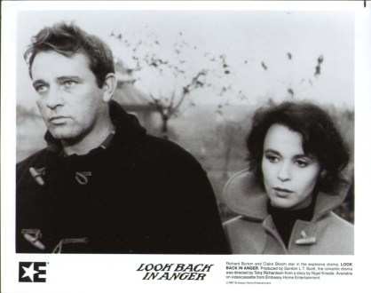Image result for claire bloom and richard burton