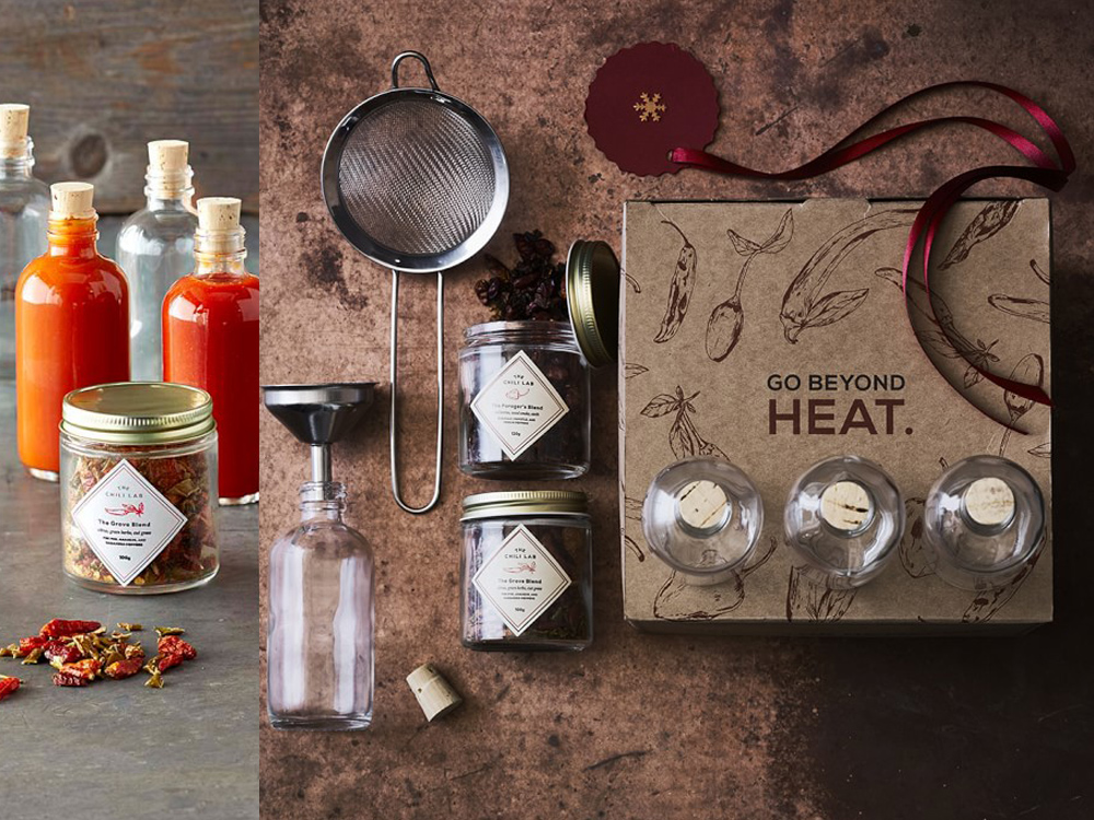 The Chili Lab Homemade Hot Sauce Kit by Williams Sonoma
