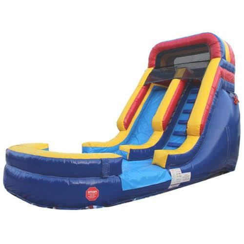 14 Ft Wet/Dry Slide
