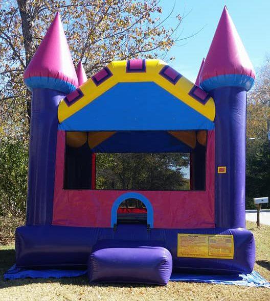 Purple Dream Jump Castle
