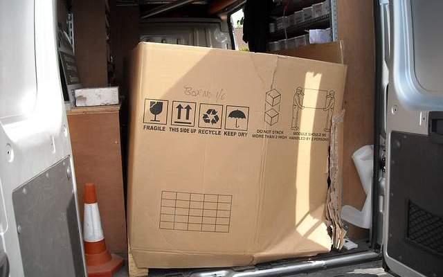 Cartoni imballaggio trasloco