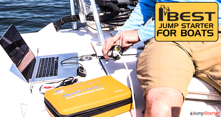 Best Jump Starter for Boats