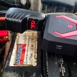 DBPOWER 2000A 20800mAh Portable Car Jump Starter