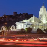 things to do in hyderabad - birla mandir