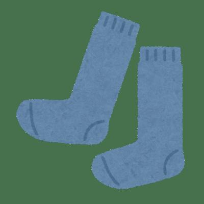 東海道ウォーキングに登山用靴下がおすすめ!