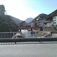 箱根湯本の景色